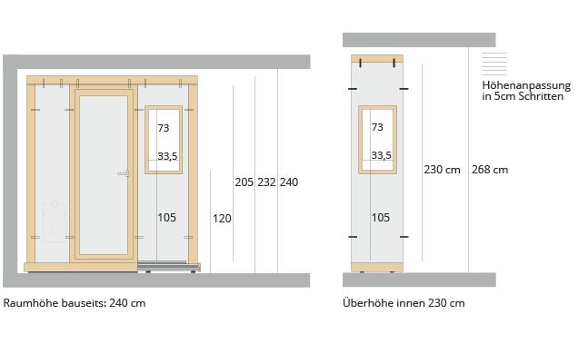 Höhen Schallkabine STUDIOBOX