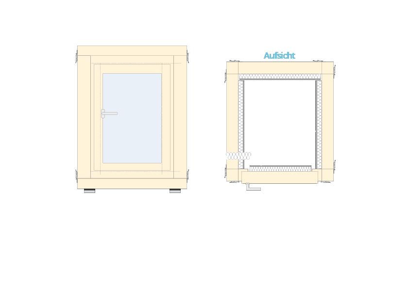 Akustik Messbox Maße